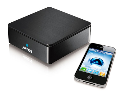 Akitio - MyCloud Mini Personal Cloud Server
