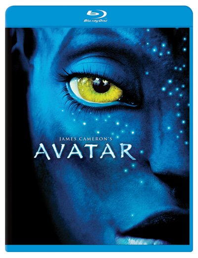 Avatar in Bluray