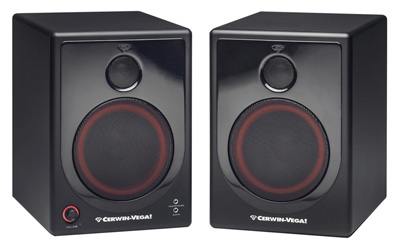 Cerwin Vega XD5 Desktop Speakers