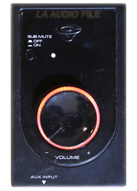 System Remote Volume Control