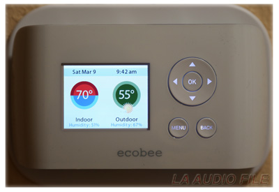 Ecobee Smart Si Thermostat