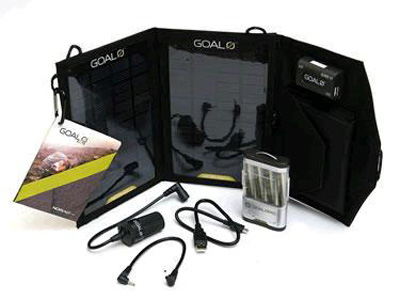 GOAL ZERO Guide 10 Plus Adventure Kit