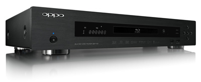 Oppo BDP-103 Universal Blu-ray Player