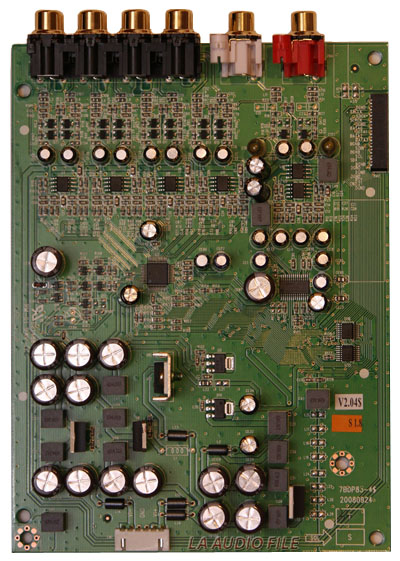 OPPO BDP-83 Audio Board