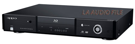 OPPO BDP-83 Blu-ray Player