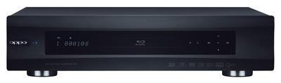 OPPO BDP-95 Universal Audiophile BD Player