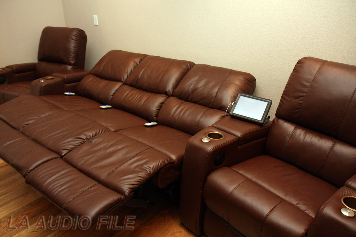 Theater Sofa Seating Product Review Palliser Pepper Model