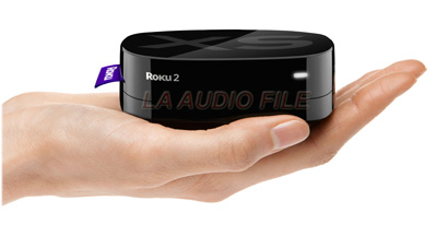 Roku 2 Streaming Player Size