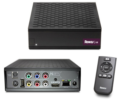 Roku HD-XR Media Player